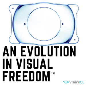 Visian ICL - an evolution in visual freedom